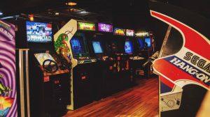 Barcade Bar Arcade Kent Ohio Barflyy