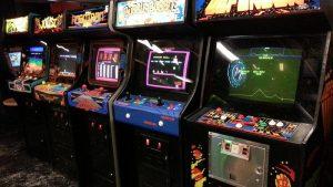 Arcade Games Kent